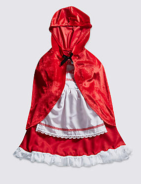Kids' Little Red Riding Hood Costume