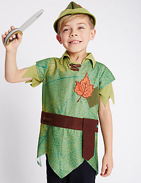 Kids' Peter Pan Dress Up Costume