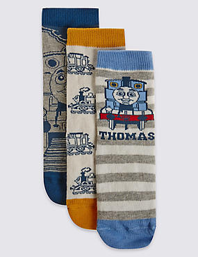 3 Pairs of Thomas & Friends™ Socks (3-6 Years)