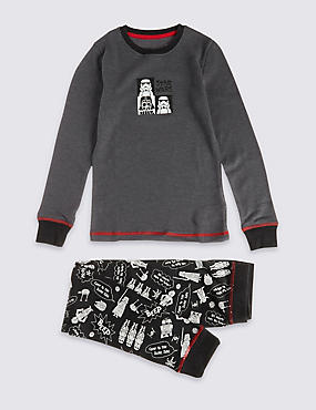 Star Wars™ Long Sleeve Thermal Set (18 Months - 16 Years)