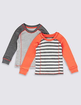 Cotton Blend Thermal Vests (18 Months - 16 Years)