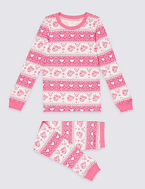 Cotton Blend Peppa Pig™ Thermal Set (18 Months - 7 Years)