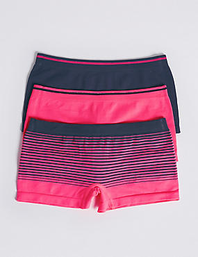 Seamfree Assorted Shorts (6-16 Years)