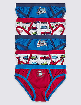 5 Pack Thomas & Friends™ Briefs (18 Months - 8 Years)