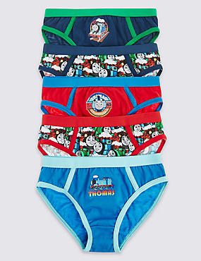 5 Pack Thomas & Friends™ Briefs (18 Months - 7 Years)