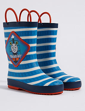 Kids' Thomas & Friends™ Wellies (5 Small - 12 Small), BLUE MIX, catlanding