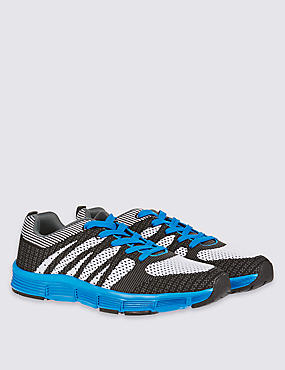 Kids' Lace-up Sports Trainers