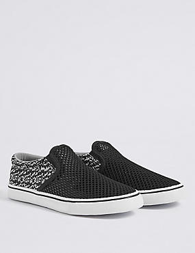 Kids' Slip-on Trainers