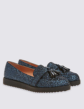 Kids' Chunky Loafers