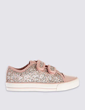 Kids' Sparkle Low Top Trainers