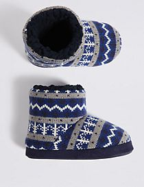 Kids' Fairlise Slipper