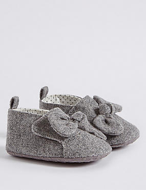 Baby Knot Pram Shoes