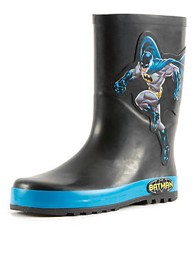 Kids' Batman™ Wellington Boots