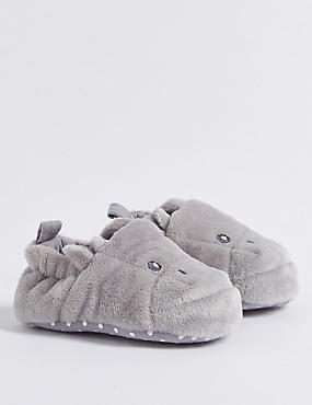 Baby Hippopotamus Pram Shoes