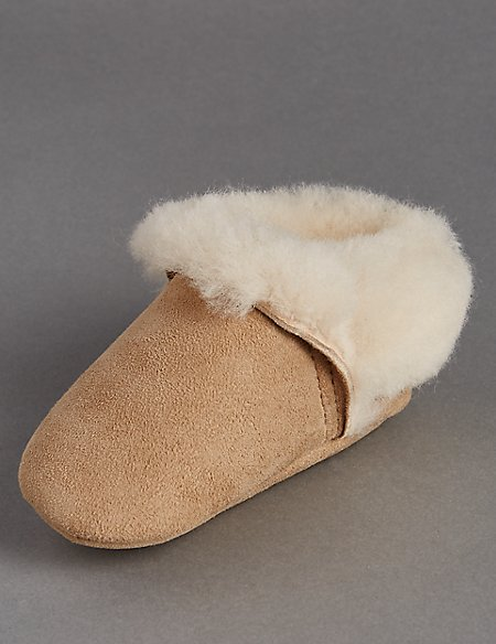 Kids' Auto Sheepskin Shoes