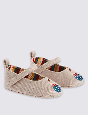 Kids' Cross Bar Shoes