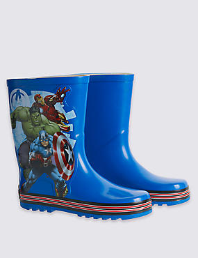 Kids' Avengers™ Wellington Boots