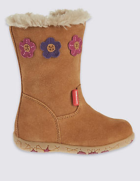 Kids' Leather Walkmates Boot