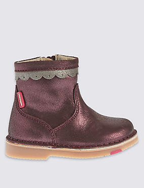 Kids' Walkmates Leather Party Boots