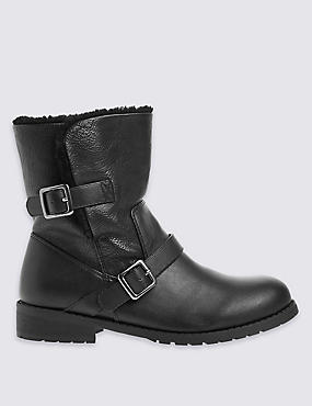 Kids' Mid-Calf Boots