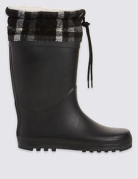 Kids' Thinsulate™ Winter Wellington Boots