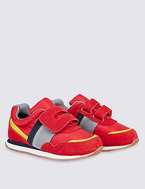 Kids' Retro Trainers