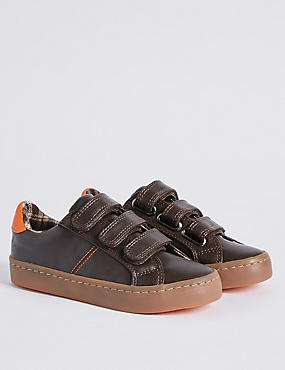 Kids' Riptape Fashion Trainers