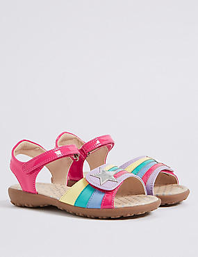 Kids' Riptape Rainbow Sandals
