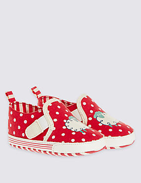 Kids' Slip-on Pram Shoes