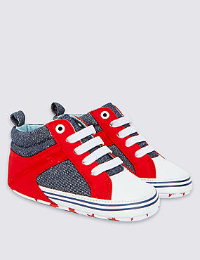 Kids' Pull-on Trainers