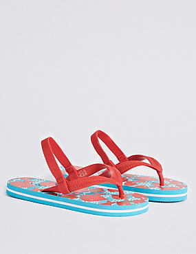 Kids' Eva Fish Flip-flops