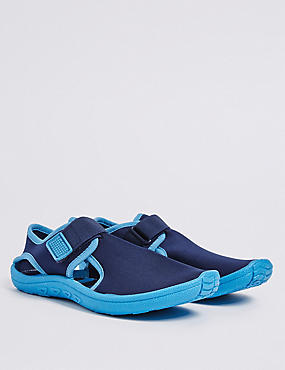 Kids' Riptape Aqua Shoes