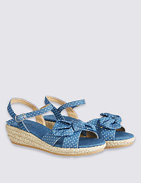 Kids' Wedge Sandals