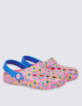 Kids' All Over Print Slip-on Shoes