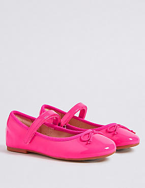 Kids' Riptape Ballerina Shoes