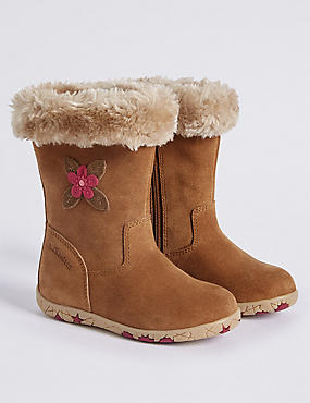 Kids' Suede Walkmates™ Boots