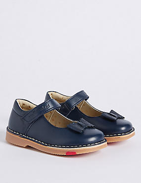 Kids' Leather Walkmates™ Cross-bar Shoes