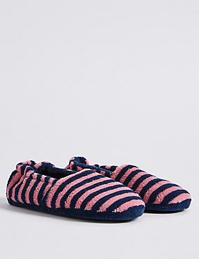 Kids' Striped Slipper