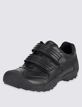Kids' Riptape School Shoes with Freshfeet™