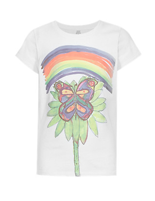 Competition Winner - Pure Cotton Print T-Shirt (5-14 Years) Clothing