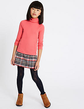Two Piece T-Shirt & Skirt Outfit (3-14 Years)