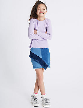 2 Piece Top & Skirt Outfit (3-16 Years)