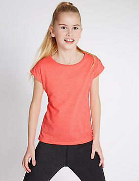 Cap Sleeve Top (3-14 Years)