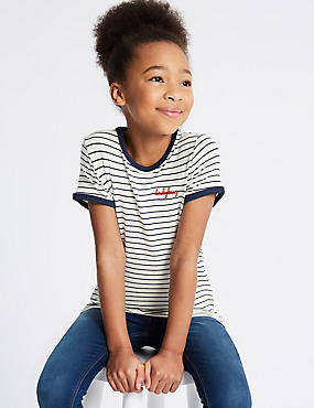Striped Top (3-16 Years)