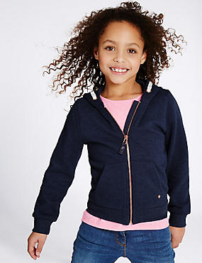 Wardrobe Essential Hooded Top (3-14 Years)