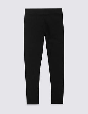 StayNEW™ Cotton Rich Leggings with Stretch (3-14 Years)