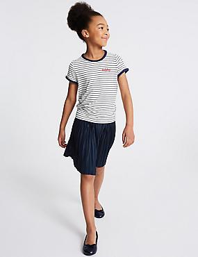 Plisse Skirt 3 16 Years