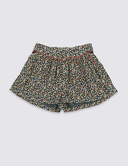 Spotted Shorts (5-14 Years)