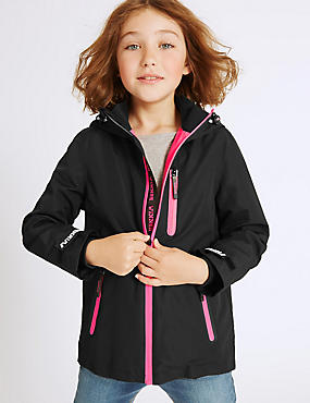 Hooded Coat With Stormwear™ (3-16 Years)