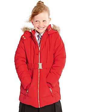 Padded Coat with Stormwear™ (3-16 Years)